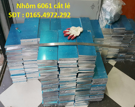 Nhôm 6061 Tấm, Nhôm 6061 Cắt Lẻ, Nhôm Các Loại Giá Rẻ Tại Hà Nội