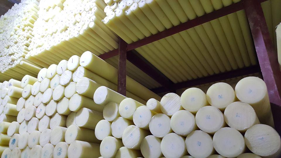 Nhựa PA Cây Tròn đặc | Vàng – Xanh | Giá Rẻ Tại Hà Nội |0986.340.166