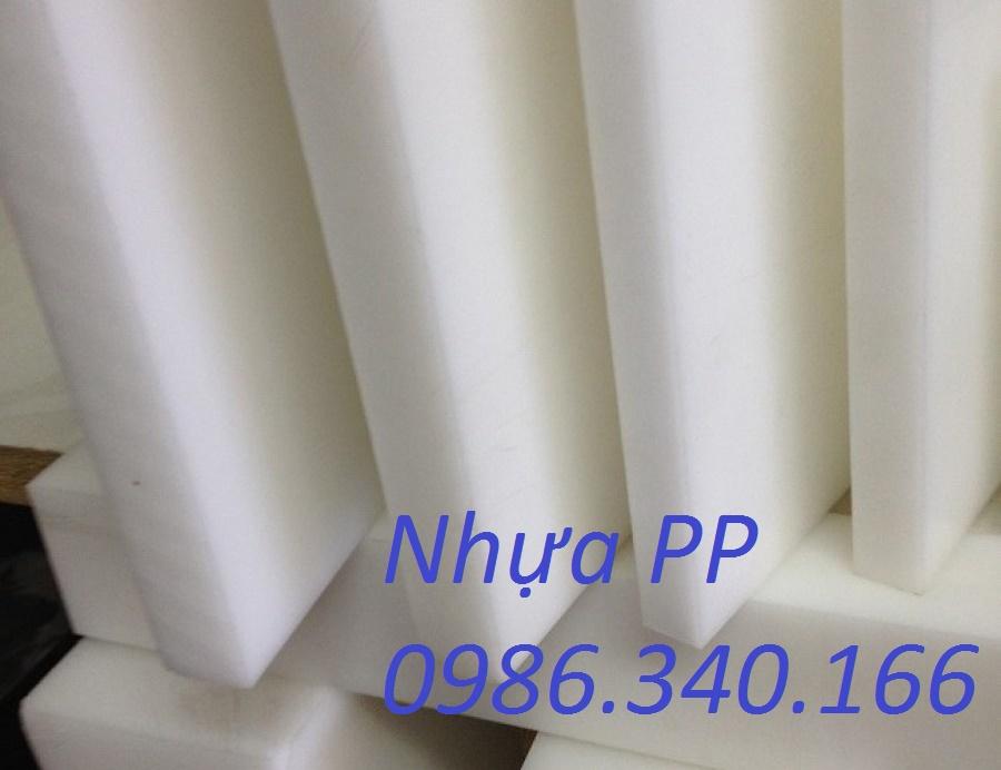 Nhựa PP Màu Trắng | Hàng Nhập Khẩu |  Hà Nội 0986340166